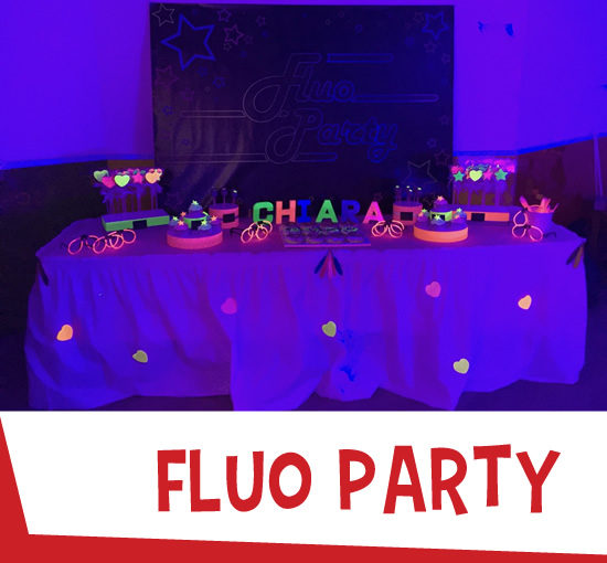FLUO PARTY - Mago Lollo