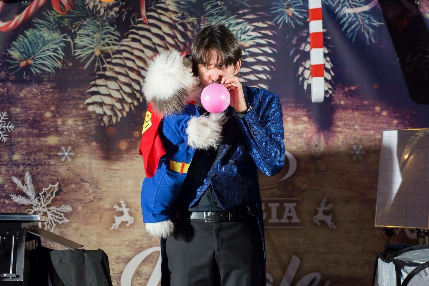 Babbo Natale Zampa.Zampa E La Magia Del Natale Mago Lollo
