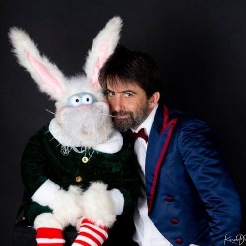 Gedeone il coniglio Elfone